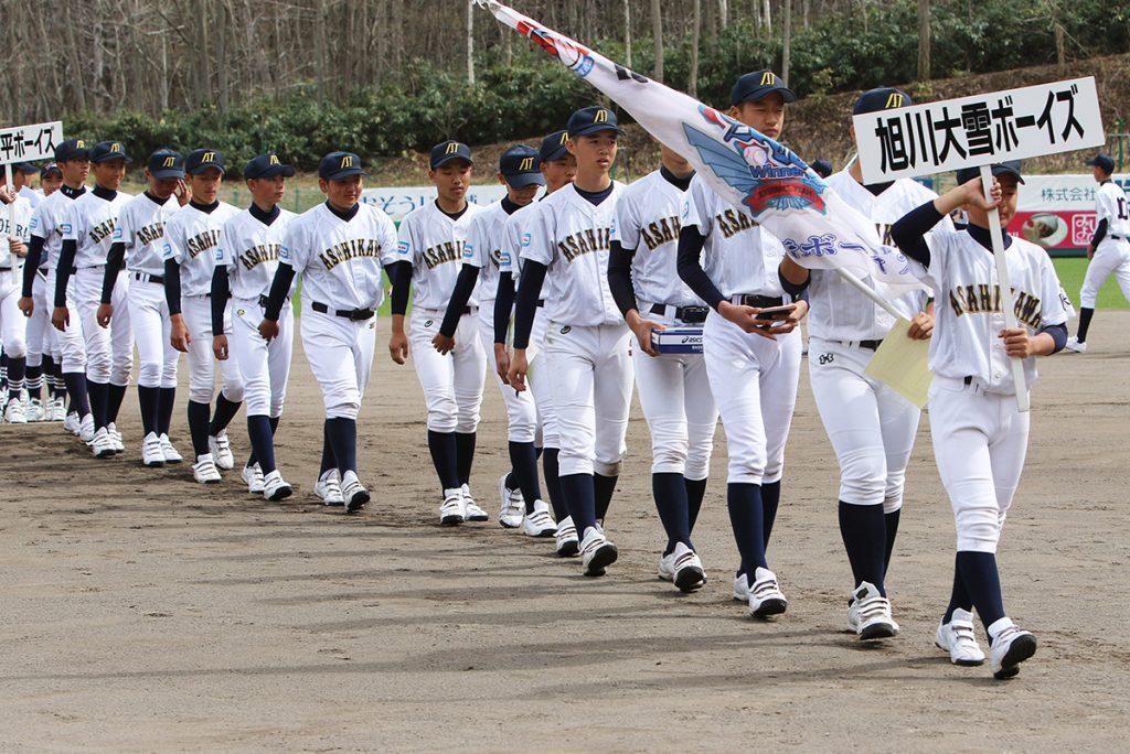 6日、麻生球場<スポーツ報知杯>