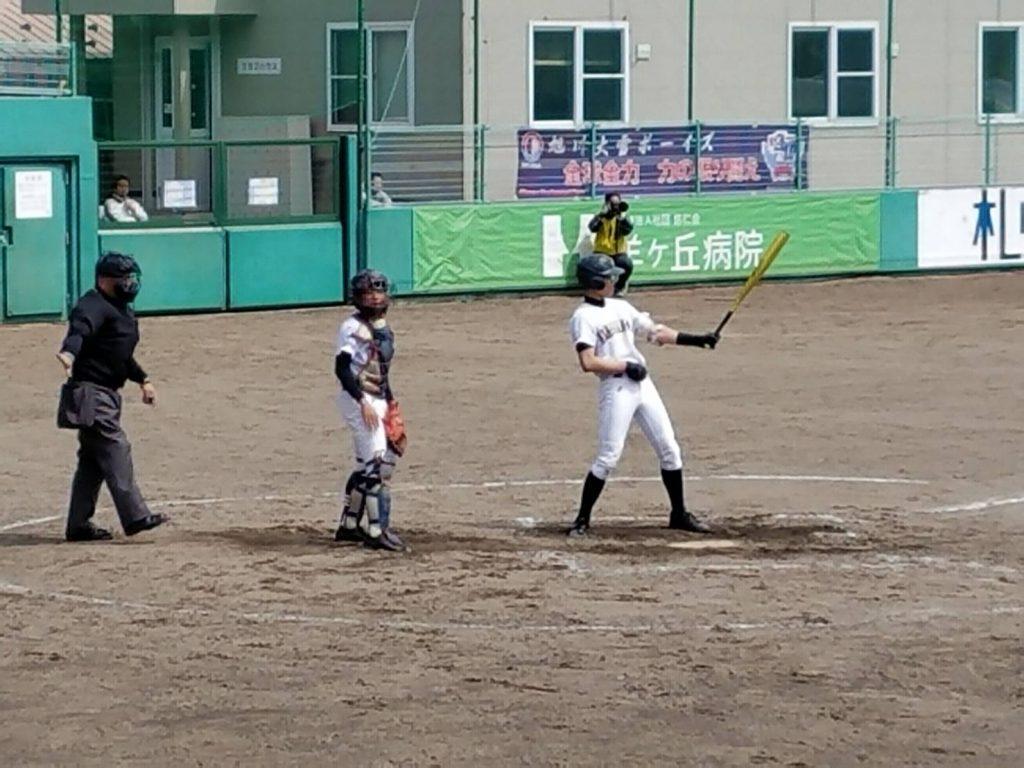 1日、札幌スタジアム<3位決定戦・アシックス旗>
